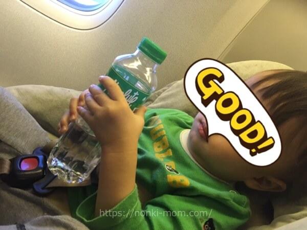 1歳半の子どもと10回目の飛行機!ご機嫌に過ごすためにやって良かったこと7個