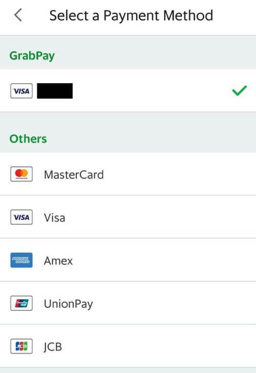 Grab Payグラブペイってお得なの?メリットと使いかたを紹介します