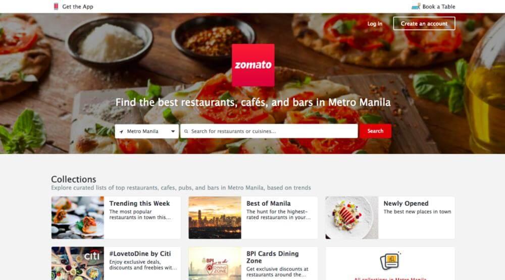 マニラ美味しいレストランの探し方