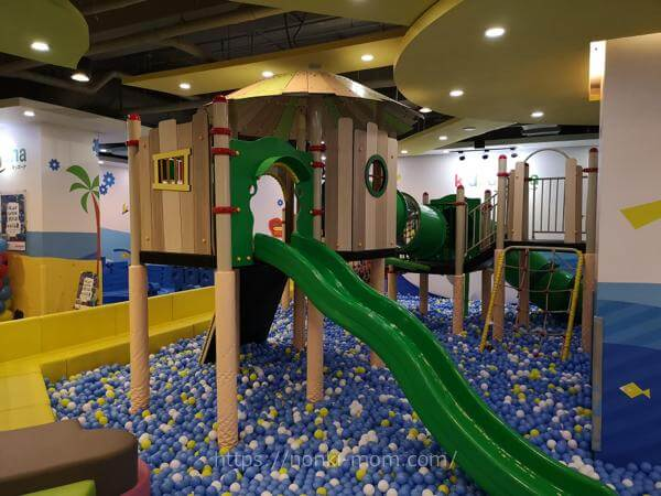 kidzooona Uptown Mall in BGC