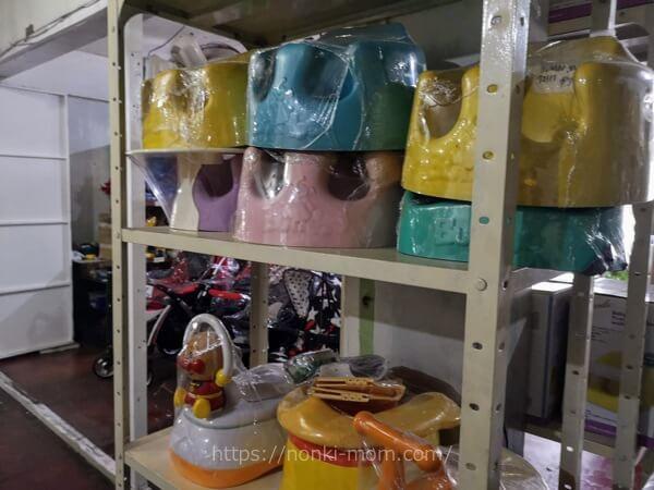 日本の子どもグッズをマニラでお得にゲット!中古用品店Japan Junk Thrift Shopに行ってみたよ