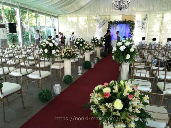 【フィリピン結婚式】驚きの日本との違い15選!ご祝儀・服装・セレモニーの様子をまとめます