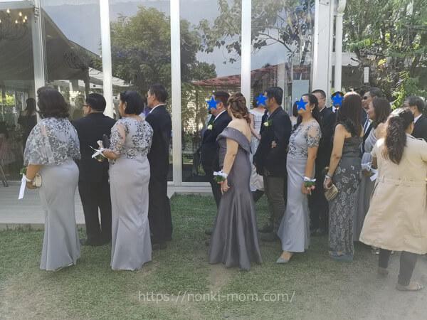【フィリピン結婚式】Principal Sponsor(プリンシパルスポンサー)とは?ご祝儀や服装、当日の役割をまとめます