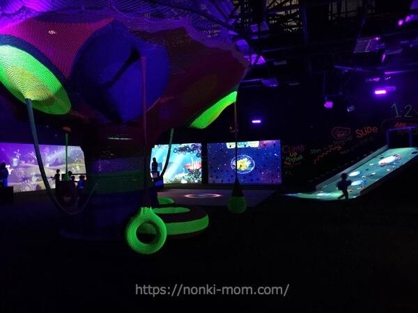 PlayLab中央広場