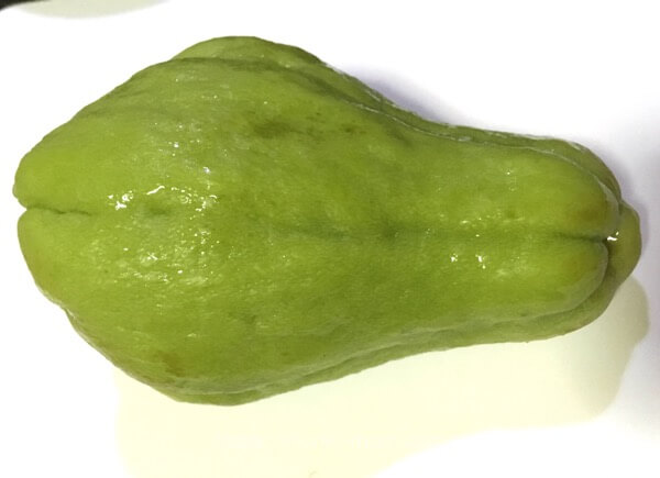 フィリピンのお野菜サヨテSayote